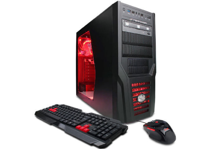 CyberPower PC Gamer