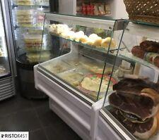 Banco vetrina frigo statico per pasta fresca nuovo prezzo usato