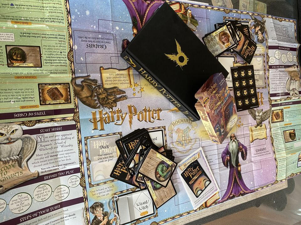 Harry Potter card game