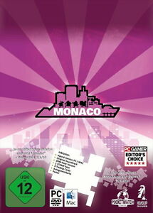 Monaco-What-039-s-Yours-Is-Mine-Special-Edition-PC-2013-DVD-Box