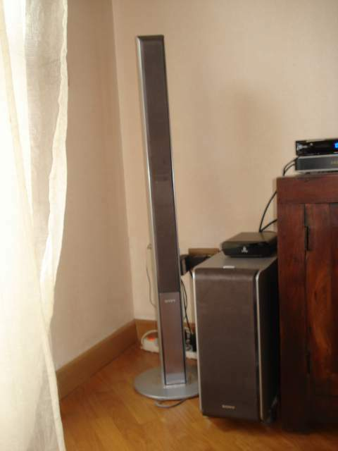 Casse Home Theatre Sony
