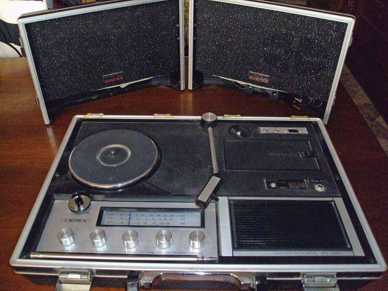 Stereo crown stp-70sw