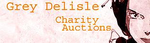 Grey Delisle Charity Collectibles
