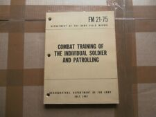 S department of the army /field manual - fm 21-75