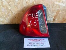 Rover 45 400 stop fanale posteriore sinistro pre restyling 1995>2000