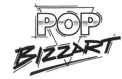 Pop Bizzart Concert Merchandising