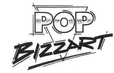 Pop Bizzart Concert Merchandising