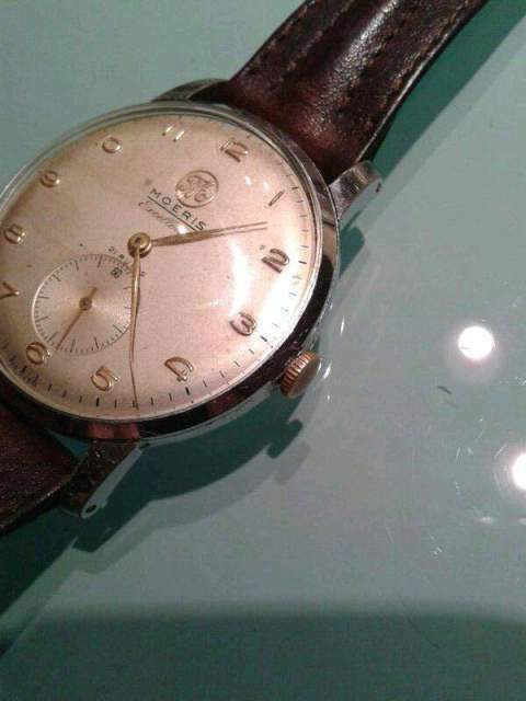 Orologio polso aut.moeris excellence