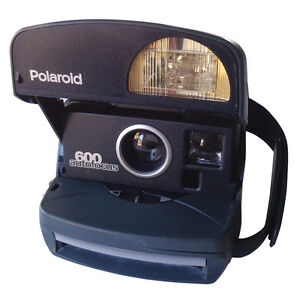 Polaroid 600 Vs. Minox GT-E