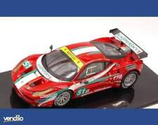 Hot Wheels HWX5497 FERRARI 458 ITALIA GT2 N.51 13th LM 2011 FISICHELLA