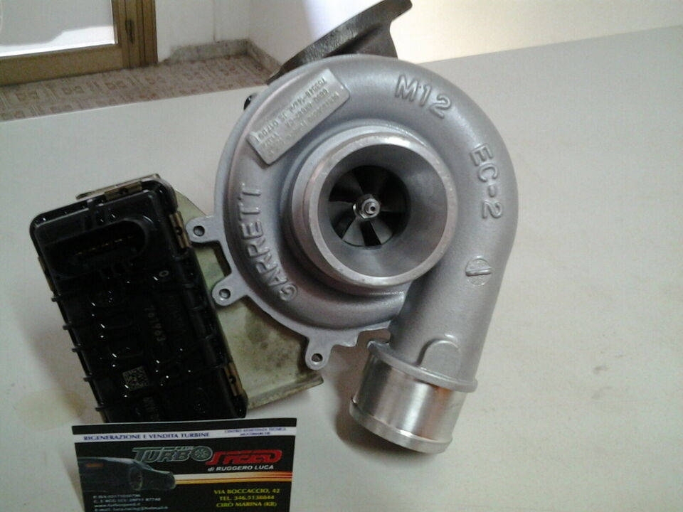 Turbo Rigenerato BMW 730, X5, X6 3.0D 2013+