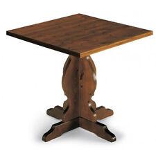 Tavolo in legno massello Pino mod. Zara
