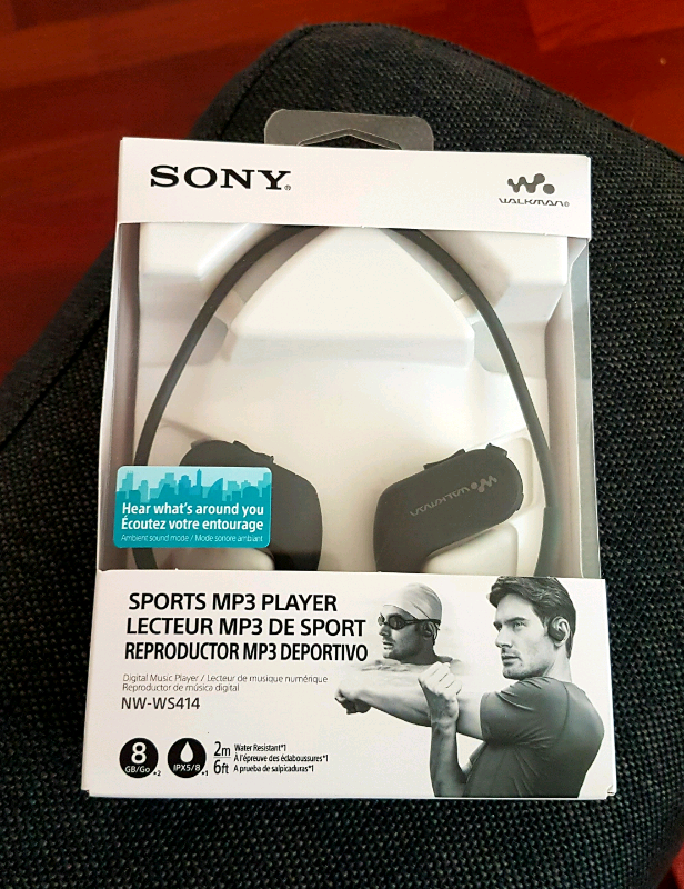 Sony MP3 Player SPORT - NW-WS414