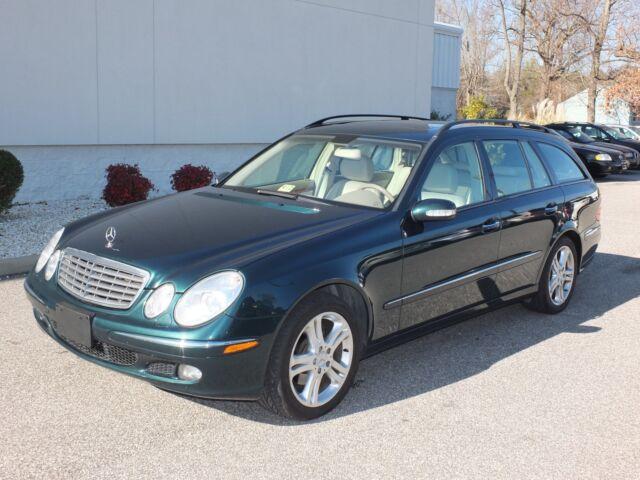 2006 mercedes e350 4matic wagon 3rd row navi heated seats loaded nice used mercedes. Black Bedroom Furniture Sets. Home Design Ideas