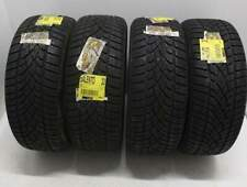 Kit di 4 gomme nuove invernali 245/50/18 Dunlop