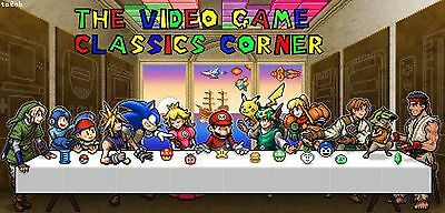 The Video Game Classics Corner