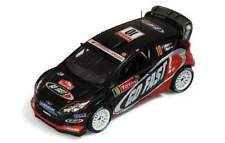 Ixo model ram495 ford fiesta rs wrc n.10 13th monte carlo 2012 solberg
