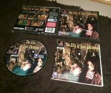 The city of lost children ps1 psx playstation 1 originale completo