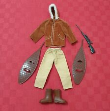 Big Jim Mattel Outfit Vestito Arctic Explorer Polo