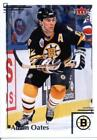 Fleer Adam Oates Not Autographed Hockey Trading Cards