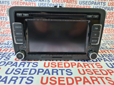 3C8035195 Radio originale Touch screen RCD 510 Volkswagen Golf 6 2010
