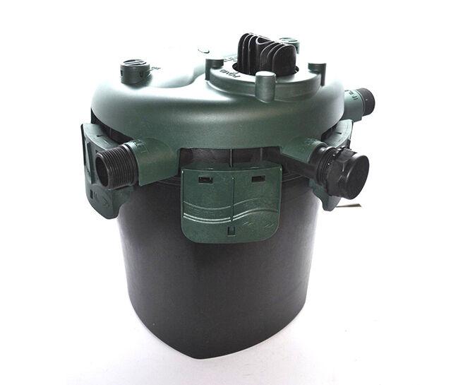 Top 8 pressurized filters for ponds ebay for Pond bio filter
