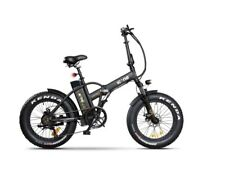 Fat bike marines black icone nuovo