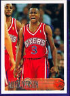 Refractor Allen Iverson Sports Trading Cards & Accessories