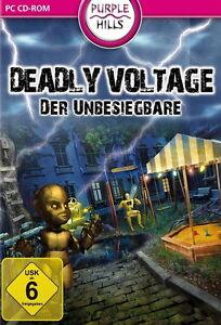 PC-Wimmelbildadventure-Deadly-Voltage-Der-Unbesiegbare
