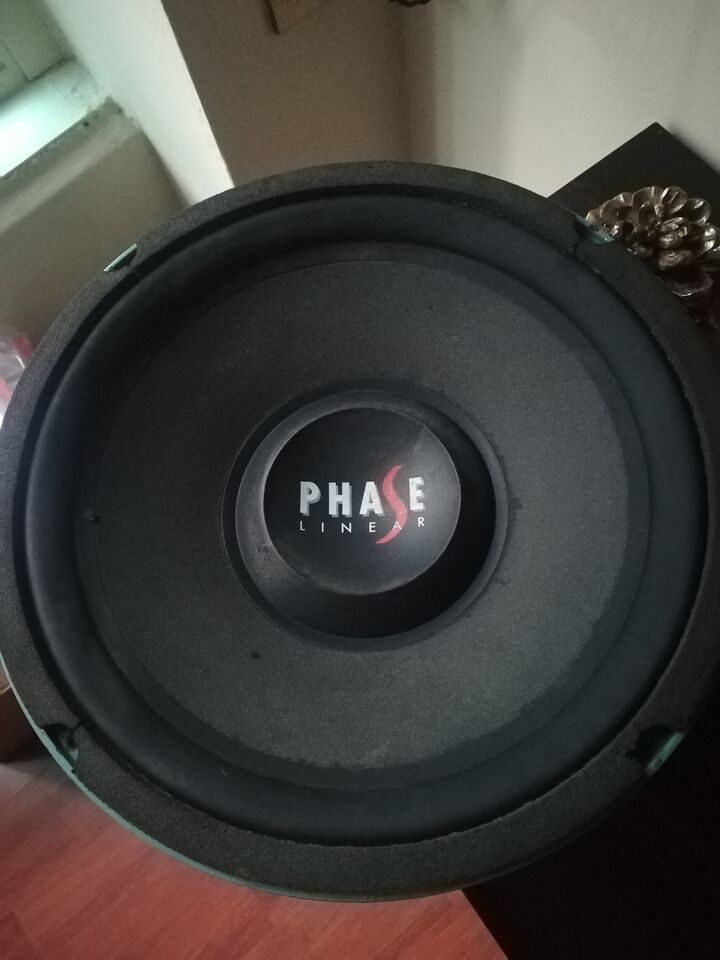 Sub Woofer Phase Linear