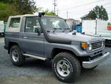 Parabrezza Toyota Land Cruiser '85 J70 Soft Top