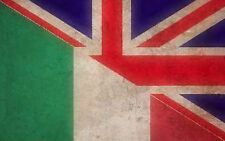 Italian conversation and lessons