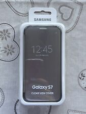Custodia Samsung Galaxy S7 clear view