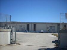 Zona industriale Muros affittasi capannone da 250 Mq rif. vl muros 10