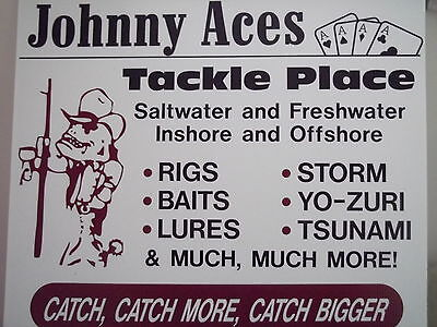 Johnny Aces Fishing Tackle