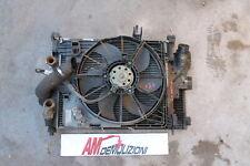 Radiatore usato acqua a/c e intercooler nissan micra k12