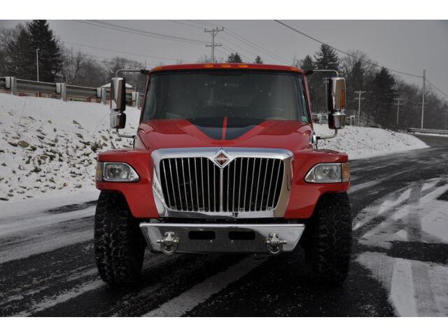 International Harvester : Other International MXT Truck Harvester