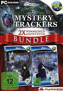 Mystery Trackers Bundle: Raincliff / Die Insel der Anderen (PC, 2014, DVD-Box)