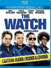 The Watch (Blu-ray/DVD, 2012, Canadian)