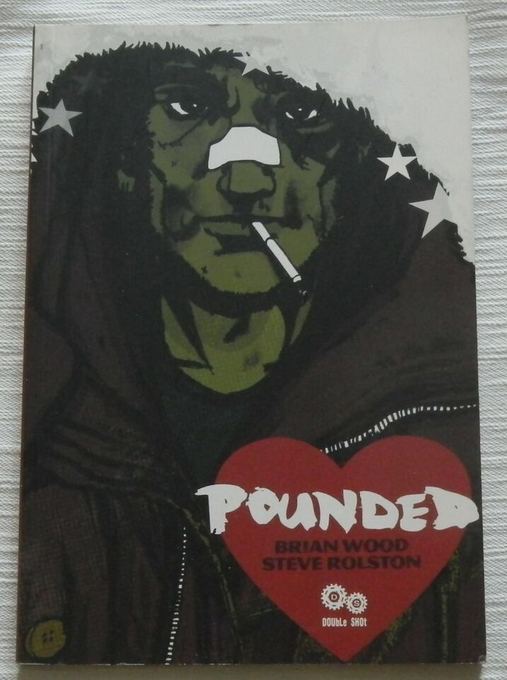 Pounded di Brian Wood double shot