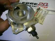 FF4 Supporto bulbo lato dx modifica filtro olio abarth laterale Lanci