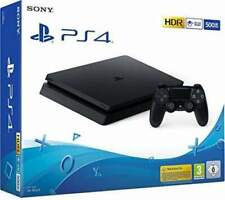Console PlayStation 4 500GB Slim (Chassis F) - Nero