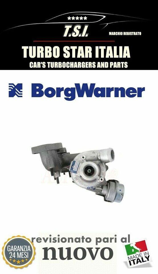 Turbina turbocompressore 54399700015 audi a2...