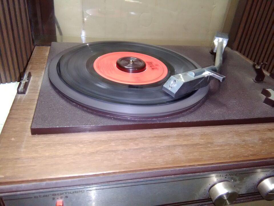 Steromusic europhon funzionante anni 70 2
