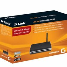 D-Link Wireless G Router Dir-300. Nuovo