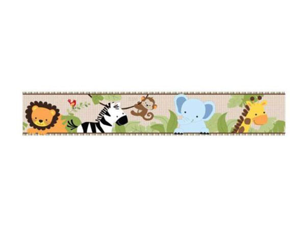 Top 6 Cutest Wallpaper Borders For A Nursery Ebay