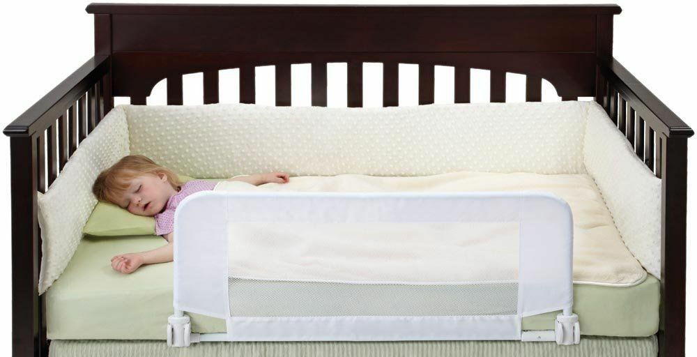 top 7 baby and toddler bed rails ebay. Black Bedroom Furniture Sets. Home Design Ideas
