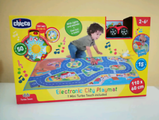 Electronic City Playmate Tappetino Tappeto Chicco, Nuovo