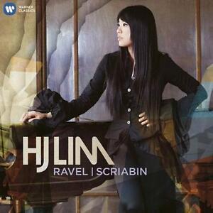 Ravel & Scriabin von Hj Lim (2014), Neu OVP, CD