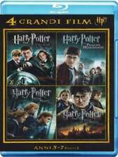 Harry Potter - 4 grandi film, Anni 5-7, Volume 02 - Blu-Ray